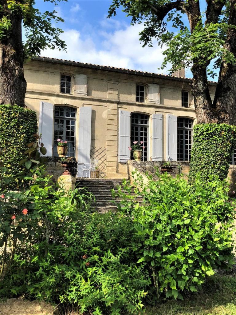 chateau blanzac vins propriete et art de vivre